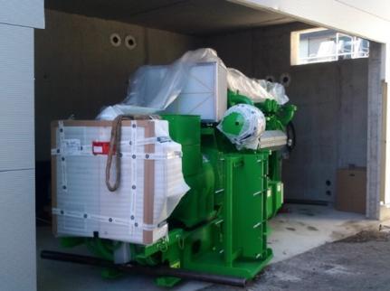 Energetische Klärschlammverwertung Sustreat 09