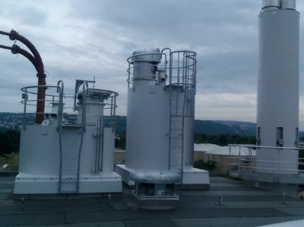 Energetische Klärschlammverwertung Sustreat 13