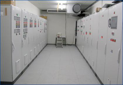 Completion of the switching system